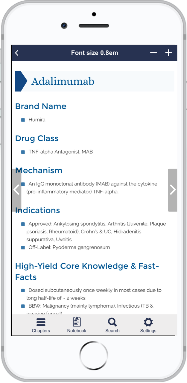 High-Yield MED Reviews' Top 300 Drugs Review
